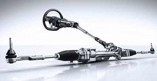 Electric CAE Steering Design