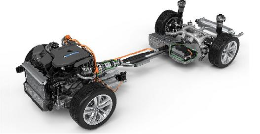 Develop Mathematical Modeling and Powertrain sizing